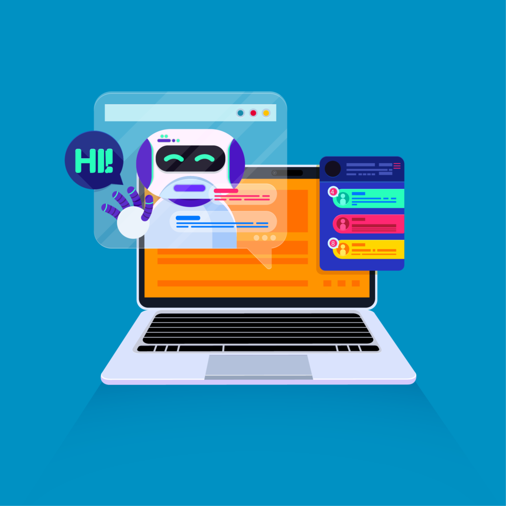 Digital Marketing AI and Chatbots