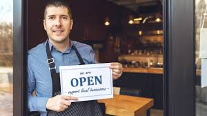 post-lockdown business