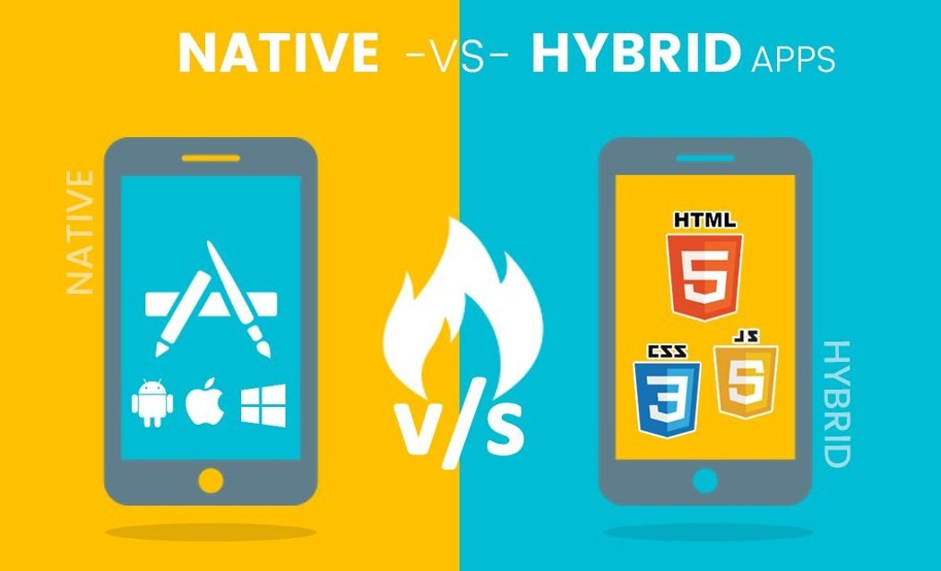 hybrid vs. native